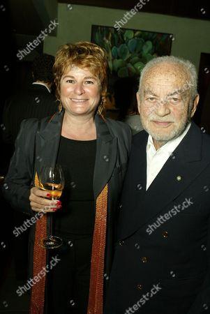 Rafaella DeLaurentiis and Dino DeLaurentiis