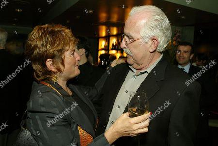 Rafaella De Laurentiis and Larry Gleason