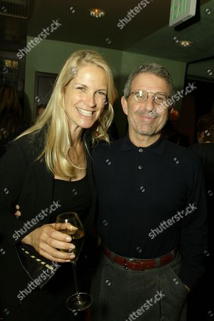 Stock Picture of Martha DeLaurentiis and Ron Meyer