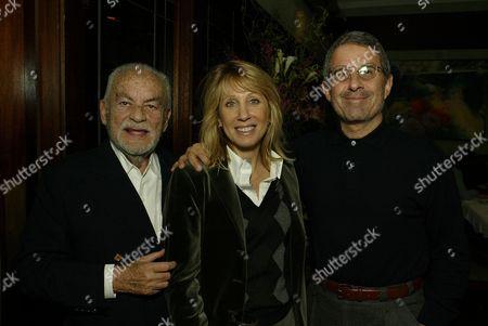 Dino DeLaurentiis, Stacey Snider & Ron Meyer
