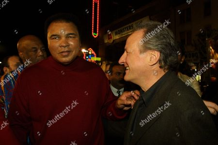 Stock Picture of Muhammad Ali, Michael Mann