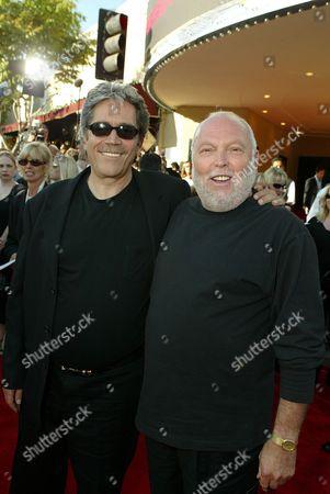 Mario Kassar and Andy Vajna