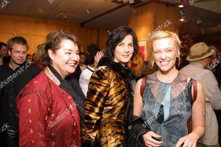 Jeanie Drynan, Rachel Griffiths and Toni Collette