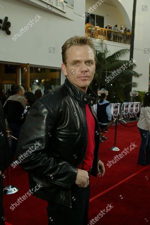 Editorial photo of '2 Fast 2 Furious' film premiere, Los Angeles, America - 3 June 2003