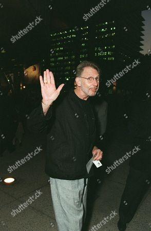 """Rene Auberjonois at the opening night performance of """"The Scarlet Pimpernel"""" at the Ahmanson Theatre. Photo®Eric Charbonneau/BEI"""