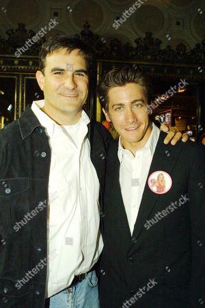 Mark Vahradian and Jake Gyllenhaal