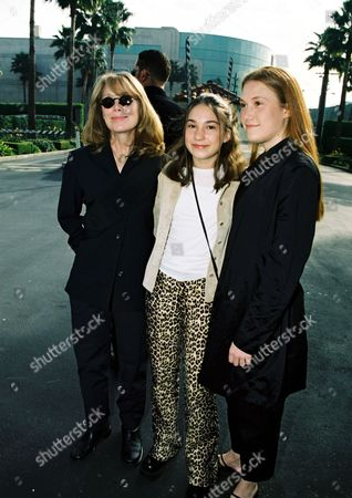 Sissy Spacek with daughters Madison Fisk and Schuyler Fisk
