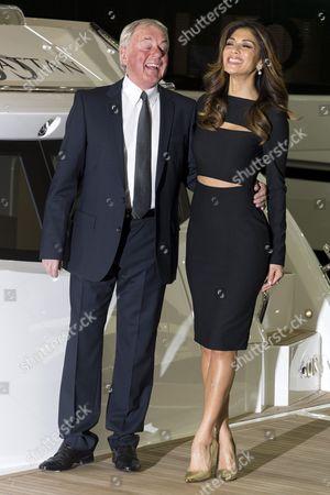 Robert Braithwaite, Nicole Scherzinger