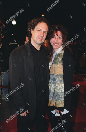 Mark Isham (Composer) and wife Donna