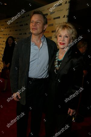 Micahel York and wife Patricia McCallum
