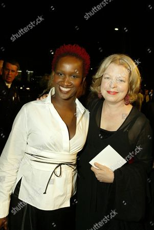 Effie Brown and Laurie Parker