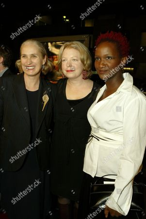 Jane Campion, Laurie Parker & Effie Brown