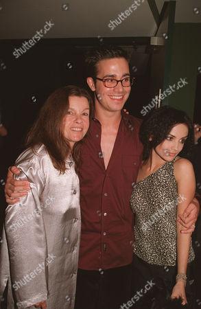 Genevieve Bujold, Freddie Prinze Jr.  & Rachael Leigh Cook