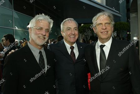 Rob Friedman, Lorne Michaels & Jonathan Dolgen