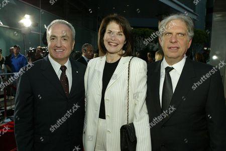 Lorne Michaels, Sherry Lansing & Jonathan Dolgen