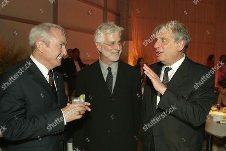 Lorne Michaels, Rob Friedman & Jonathan Dolgen
