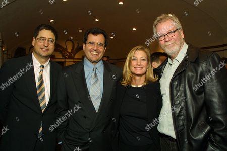 Tom Rothman, Peter Chernin, Elizabeth Gabler, John Pasquin