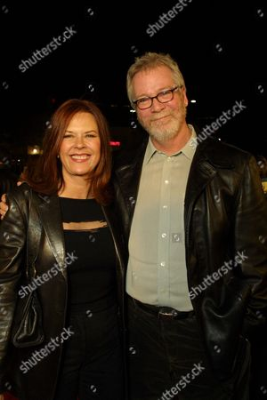 JoBeth Williams and husband Director John Pasquin