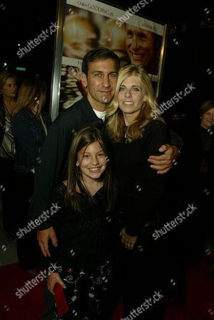 Mike Tollin & Family