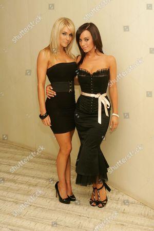 Kayleigh Pearson & Lindsey Strutt
