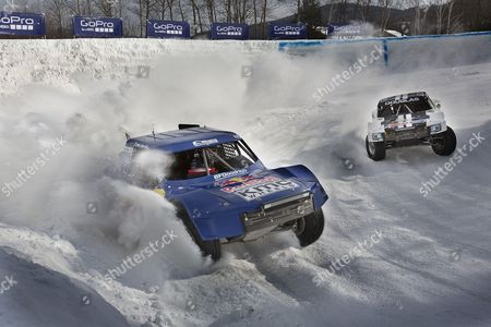 Editorial picture of Red Bull Frozen Rush Race, Newry, Maine, America - 09 Jan 2015