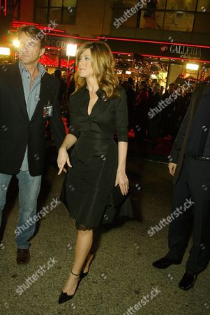 Editorial picture of World film premiere of 'Along Came Polly' - 12 Jan 2004