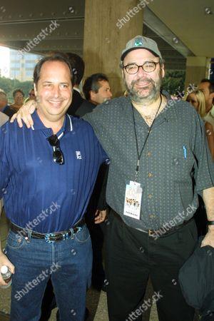 Jon Lovitz and Writer Andy Breckman