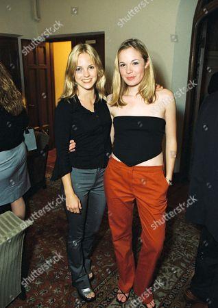 Anna Faris and Rachel Wilson