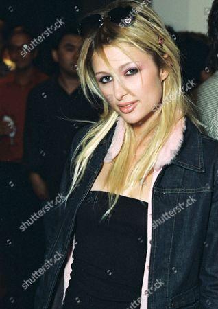 Stock Image of Paris Hilton