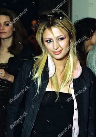 Stock Photo of Paris Hilton
