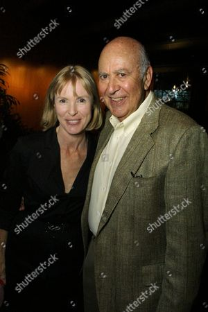 Executive Producer Victoria Tennant and Carl Reiner