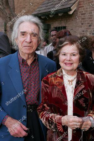 Arthur Hiller and wife Gwen