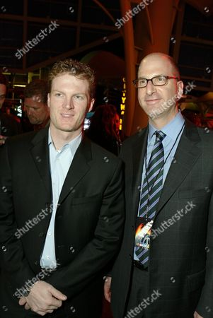 Dale Earnhardt Jr. and Gary Foster