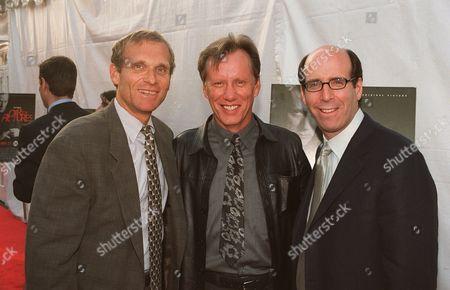 Jerry Offsay, James Woods & Matthew Blank