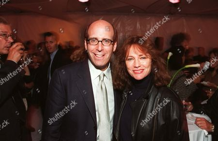 Showtime Chairman & CEO Matthew Blank and Jacqueline Bisset