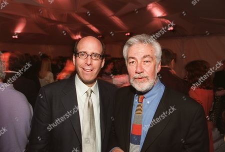 Showtime Chairman & CEO Matthew Blank and Dennis Barrie