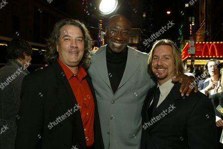 Bob Walker, Michael Clark Duncan & Aaron Blaise