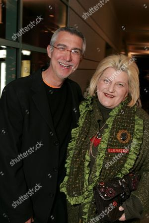 Michael Dennison and Julie Weiss