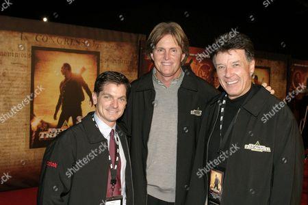 Paul Wylie, Bruce Jenner & Bob Seagren