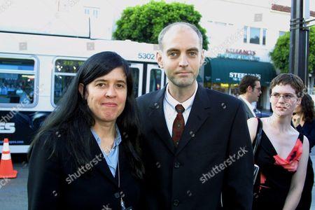 Sarah Rose and Daniel Clowes