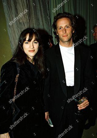 Steven Weber and wife Juliette Hohnen