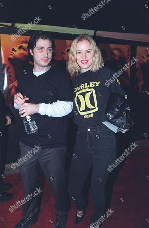 Juliette Lewis and husband Steve Berra