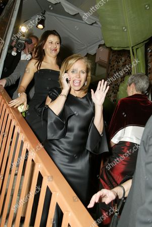 Katie Couric and Tracy Ullman