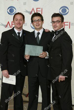 Scott Grimes, Rick Gomez & Frank John Hughes