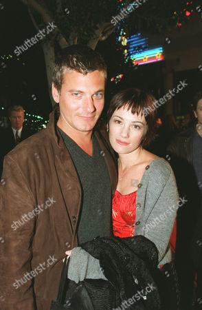Natasha Wagner and Adam Storake