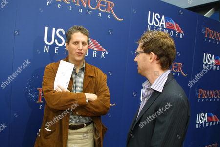 Doug Herzog and Josh Butler