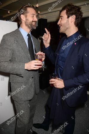 Patrick Grant and Robert Konjic