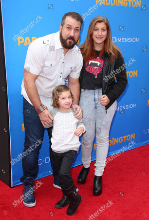 Editorial picture of 'Paddington' film premiere, Los Angeles, America - 10 Jan 2015