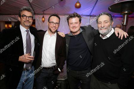 Joshua Donen, Dana Brunetti, Beau Willimon, Eric Roth
