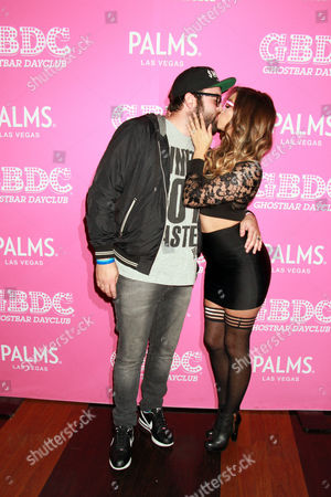 Mike Shay and Scheana Marie